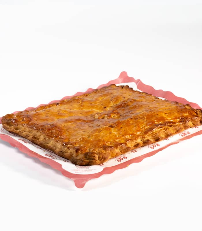 Empanada de Hojaldre Bechamel con Espinacas