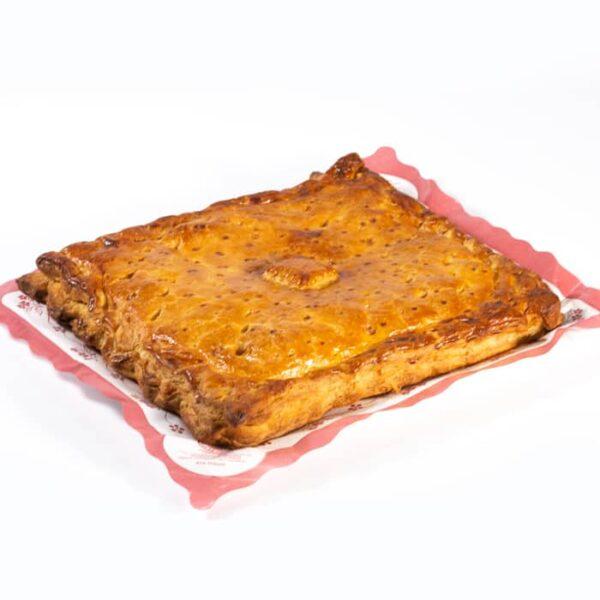 Empanada de Hojaldre Queso y Dátiles