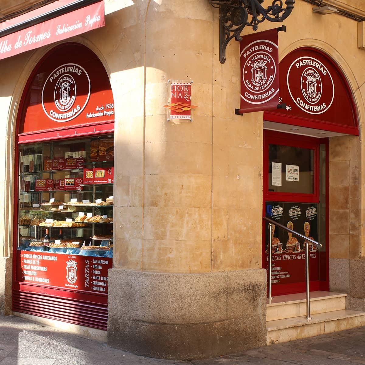 La Madrileña - Tienda