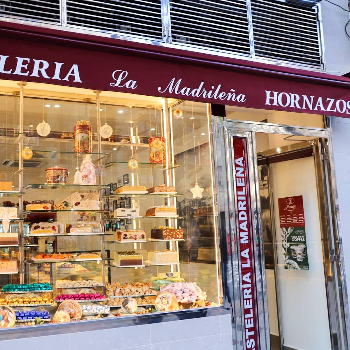 Pastelería la Madrileña